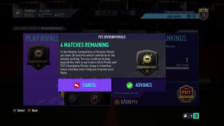 rivals matches