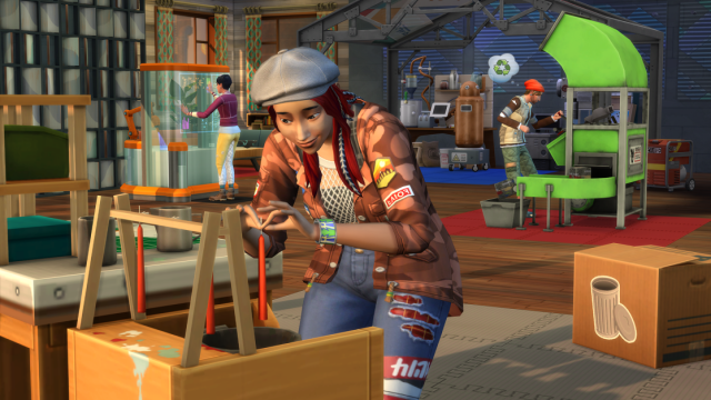 Play to Change in The Sims 4 Eco Lifestyle Expansion Pack!