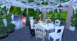 How To Create An Awesome Patio In The Sims 4