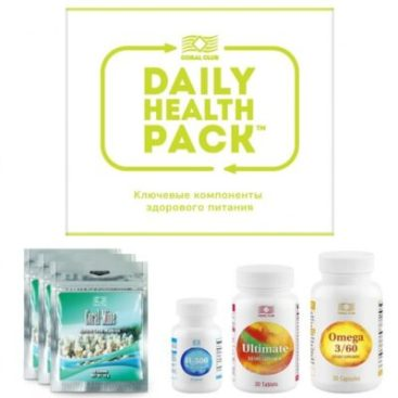 Daily Health Pack - basic | Coral Club Srbija