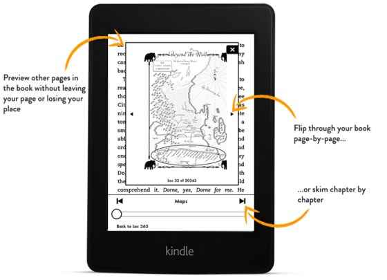Kindle Paperwhite, 6