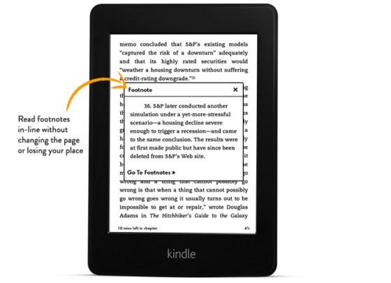 Kindle Paperwhite, 6