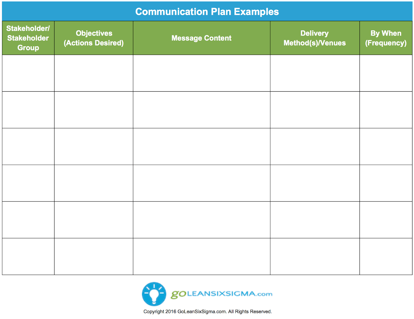Messaging Matrix How To Keep Brand Messaging Aligned