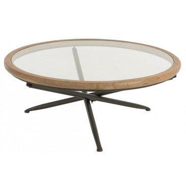 table de salon scandinave