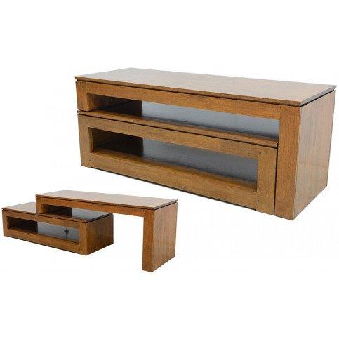 meuble tv style classique bois massif bruges