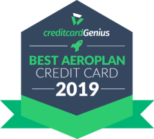 Best Aeroplan credit cards in Canada for 2019 award seal