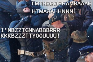 Has the audio for The Dark Knight Rises been tweaked? No, says Warner Bros. 1