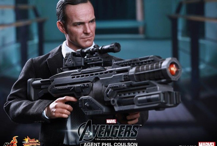 Finally, the Agent Coulson figure that we've all been waiting for 7