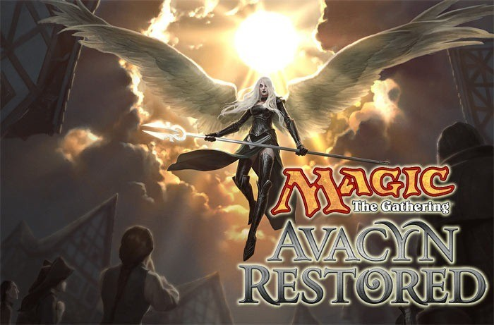 Magic the Gathering : A look at the Avacyn Restored event decks 1
