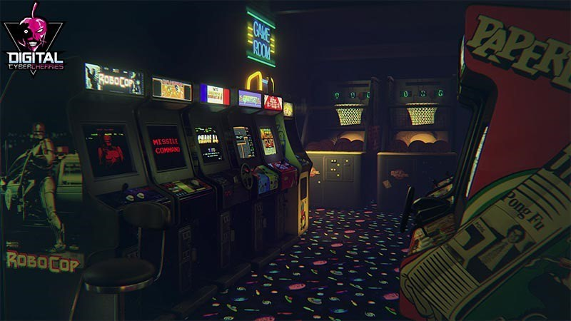 Bring back the magic of arcades through Virtual Reality 2