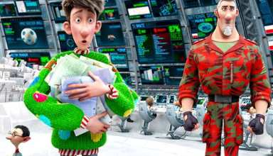We review Arthur Christmas (3D) - A genuine festive treat 2