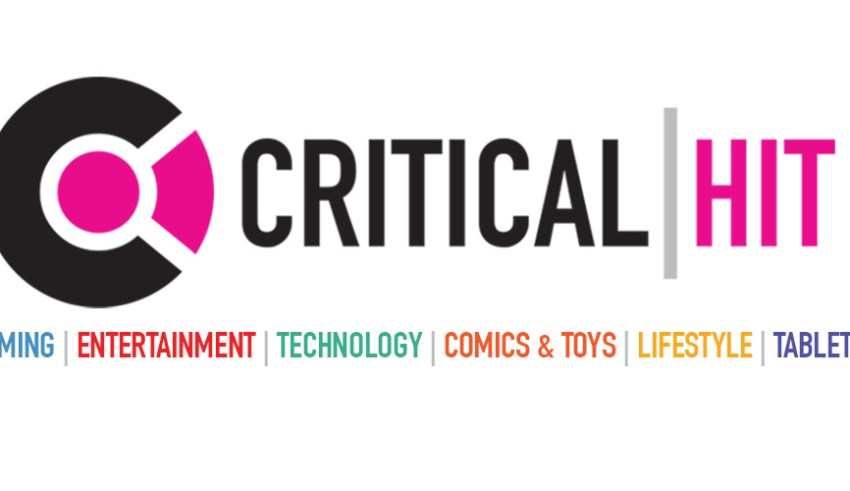 Welcome to Critical Hit (What happened to Lazygamer and The Movies?) 3