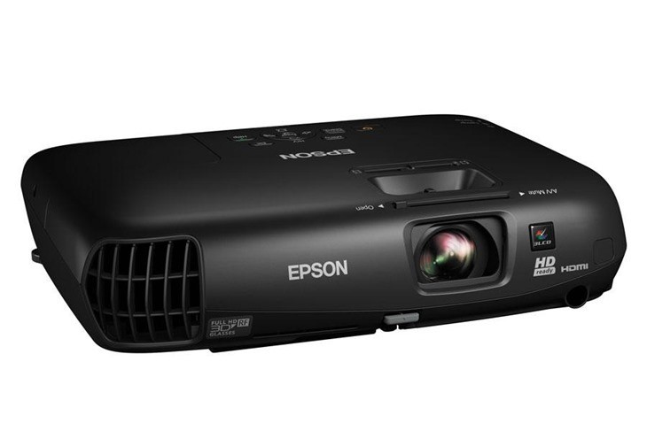 Epson TW550 Gaming Projector Review 5