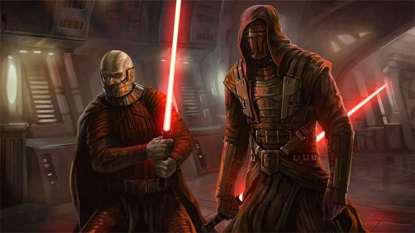 A Knights of the Old Republic Movie is Being Written