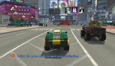 LEGO City Undercover review 3