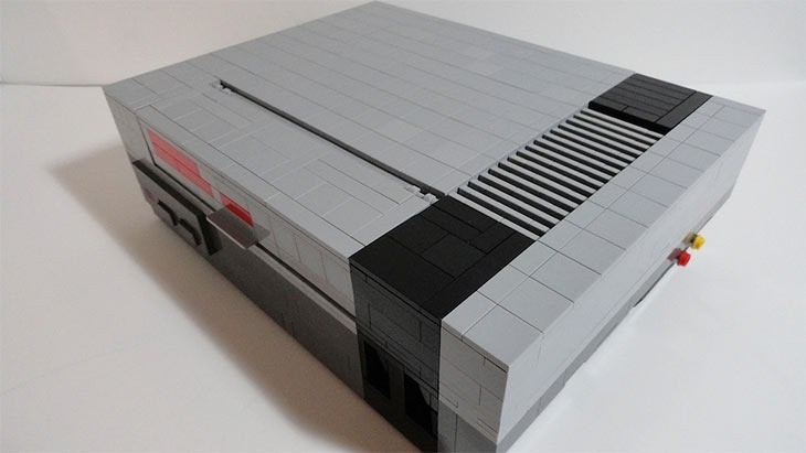 Amazing LEGO NES will make you want to blow cartridges 4