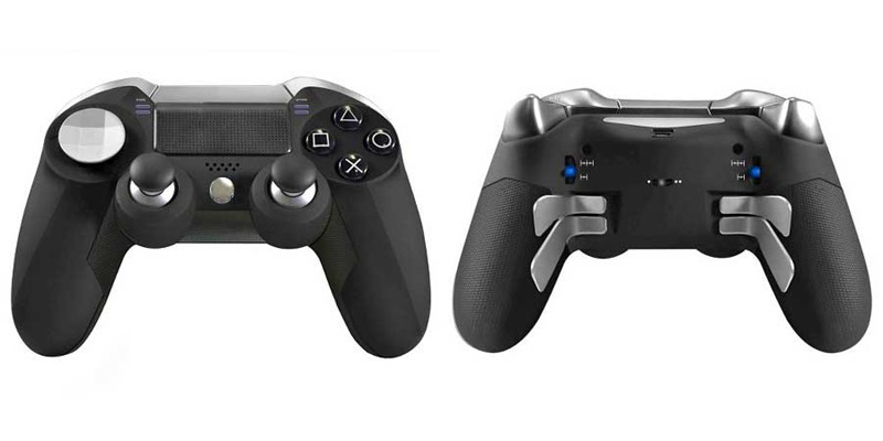The PlayStation 4 is getting a third-party Elite controller