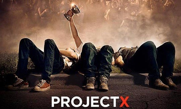 Win A Project X Hamper with The Movies 2