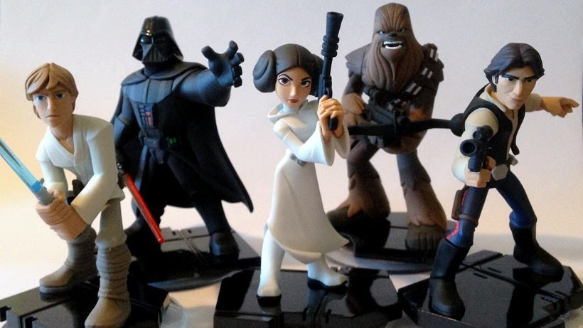 Disney Infinity 3.0 – Star Wars: Rise Against The Empire figure review 6