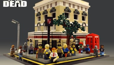 Help make the Shaun of the Dead LEGO a reality! 2