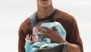 I cannot prepare you for what's going to happen in the new trailer for THE GIVER 1