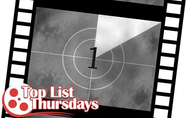 Top List Thursdays - Top Ten movie martial arts 7