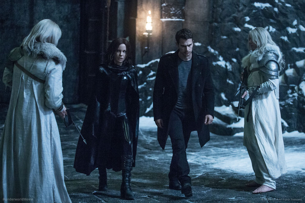 We review UNDERWORLD: BLOOD WARS – Tries & fails to be GAME