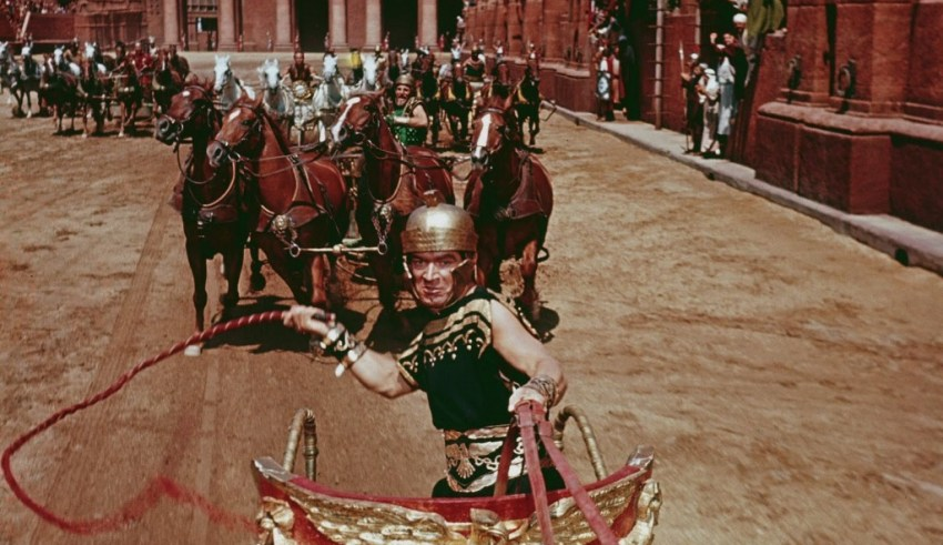 Ben-Hur set to face the Romans once again 3