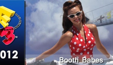 E3 2012: Booth Babe round up 1