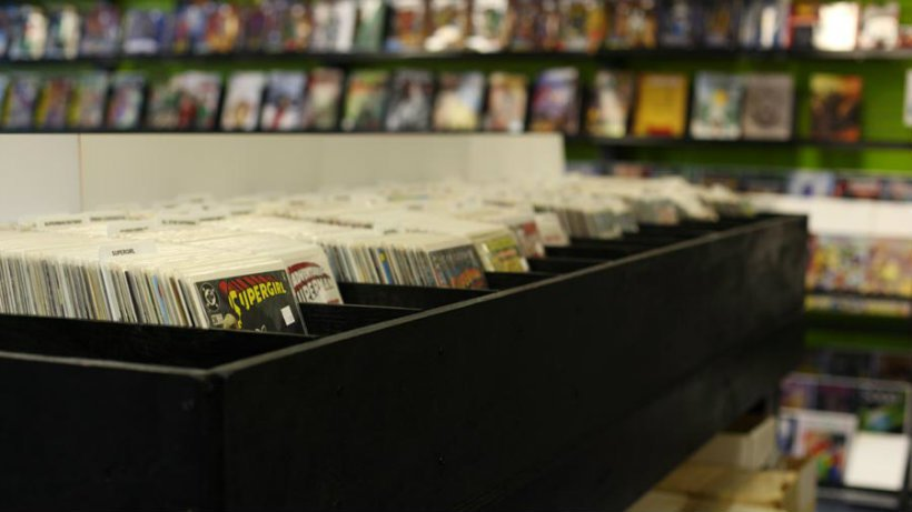 The Humble Gamer Comics Bundle isn't what you were thinking 1