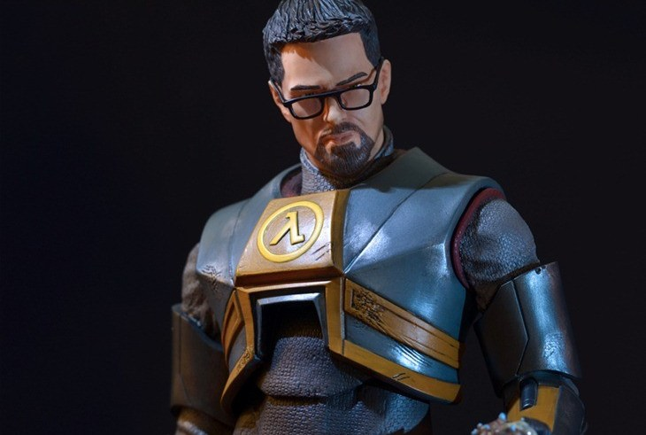 Gordon Freeman returns…as a massive statue 3