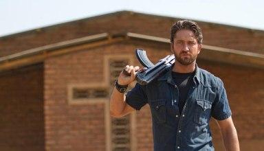 We review Machine Gun Preacher - Complex man, simplistic film 1