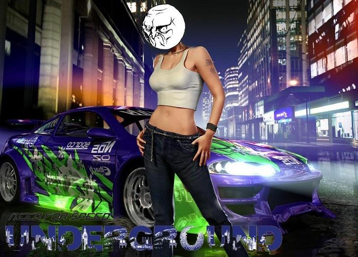 Need For Speed Underground 1 Wallpaperjpg Critical Hit