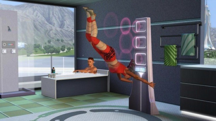 The Sims 3: Into the Future review - Fire up the DeLorean - Critical Hit