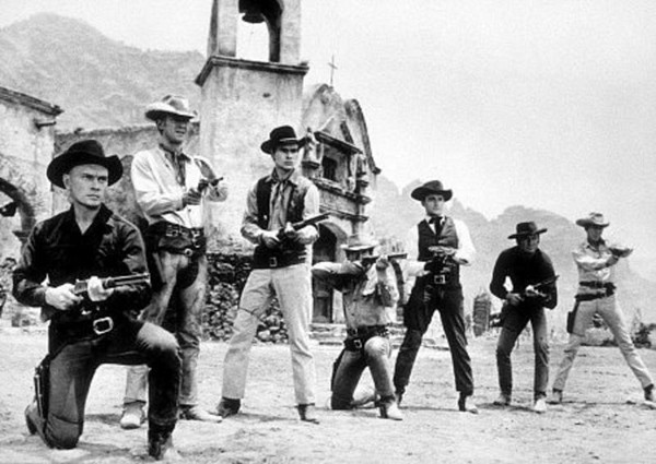 Tom Cruise saddles up for the Magnificent Seven 8