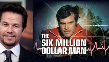 Mark Wahlberg and Peter Berg are building a SIX BILLION DOLLAR MAN 1
