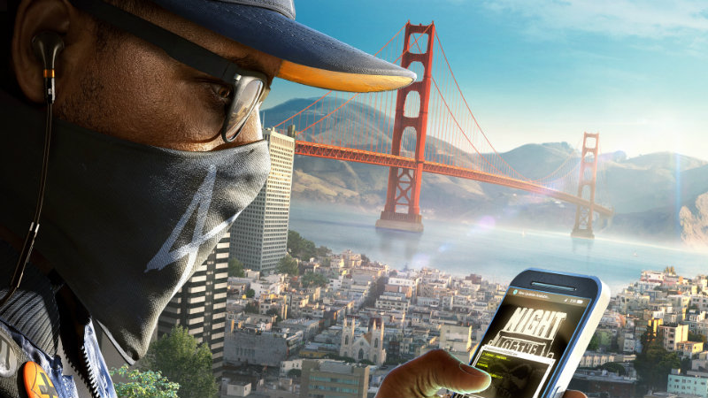 Ubisoft is giving Watch Dogs 2 away for free on Sunday during their livestream event 2