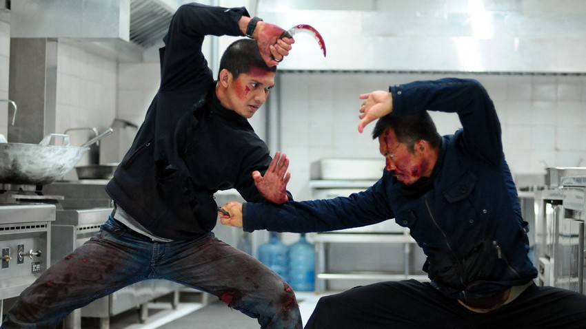 The Raid remake is no longer a remake 2