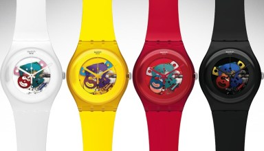 Swatch wants to make a smartwatch operating system 1