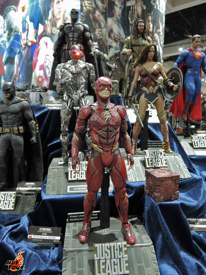 Hot Toys Sdcc 2017 39