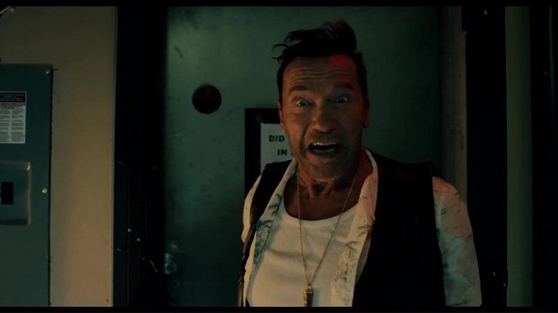 Everyone wants Arnold Schwarzenegger dead in Killing Gunther 1