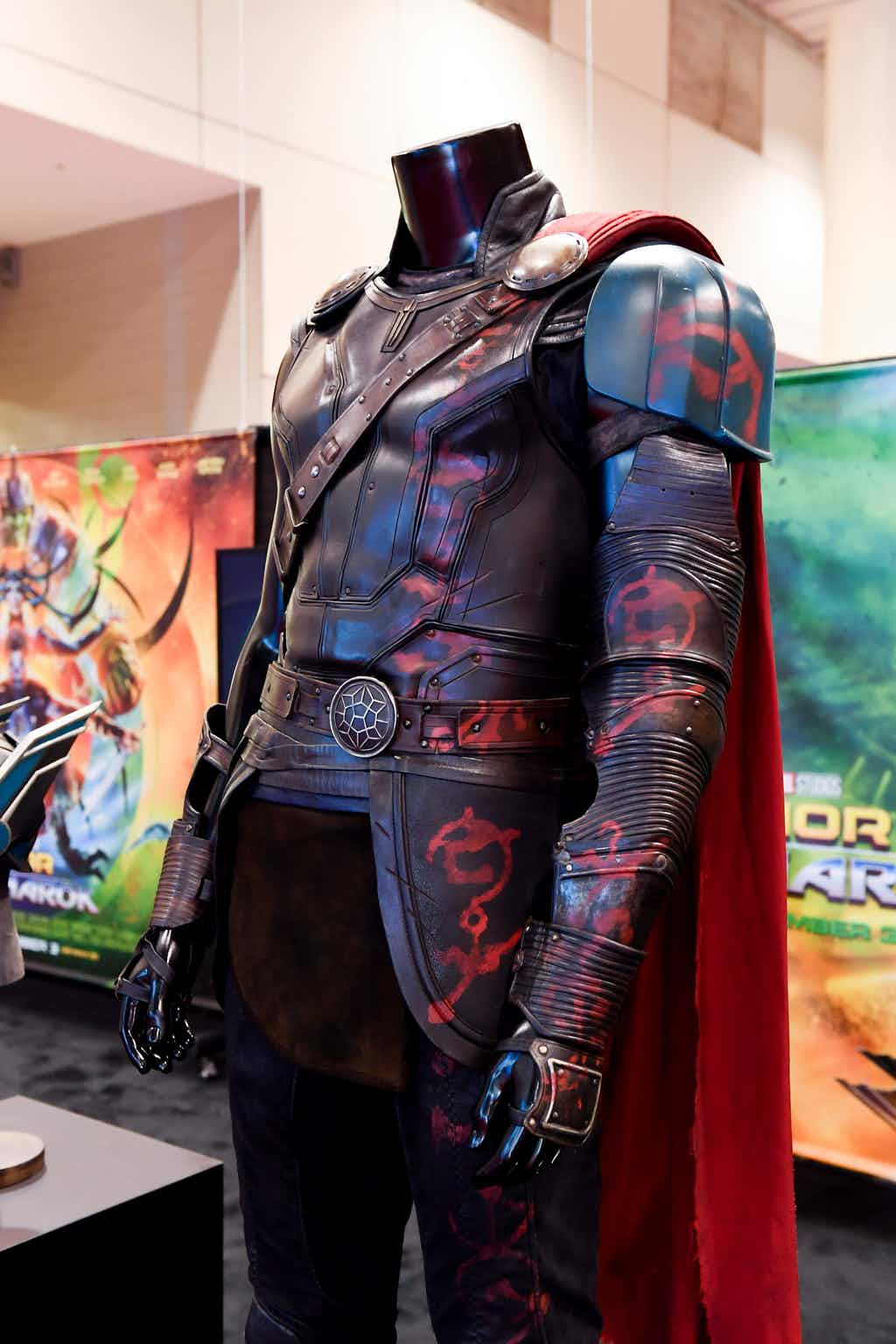 Cosplayers Take A Look At These Detailed Costume Designs From Thor