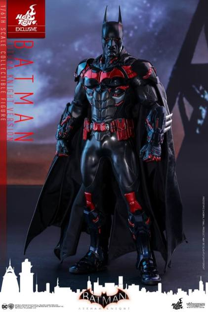 Hot Toys Batman Beyond (10)