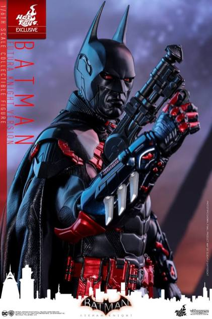 Hot Toys Batman Beyond (17)