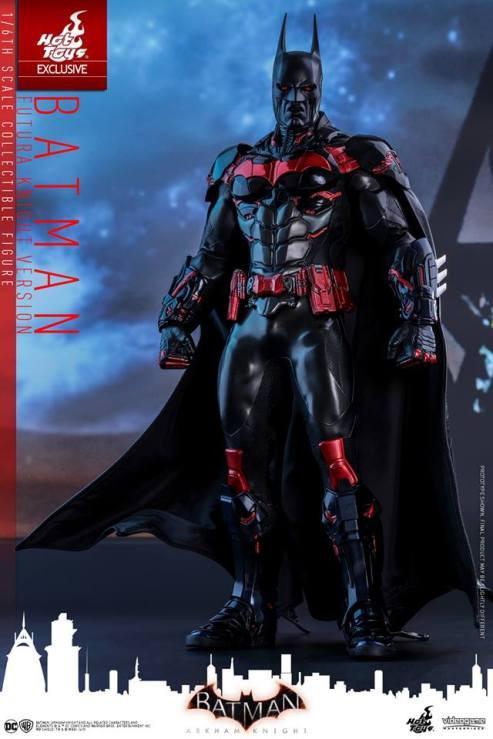 Hot Toys Batman Beyond (3)