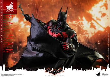 Hot Toys Batman Beyond (7)
