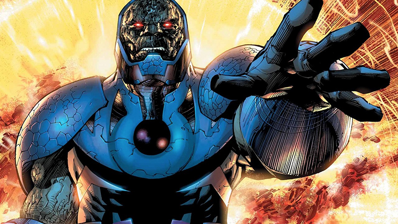 Zack Snyder reveals new look at Justice League villain Darkseid 2