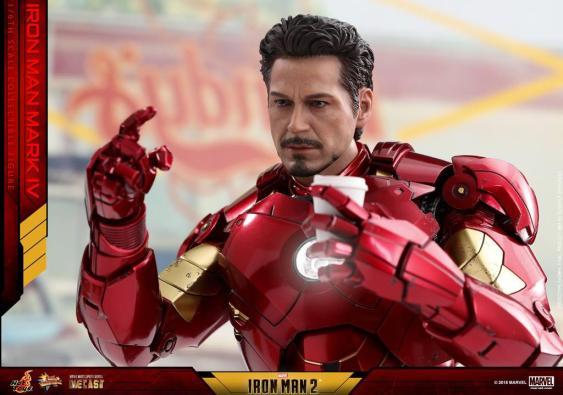 Hot Toys Iron Man Mark 4 (8)