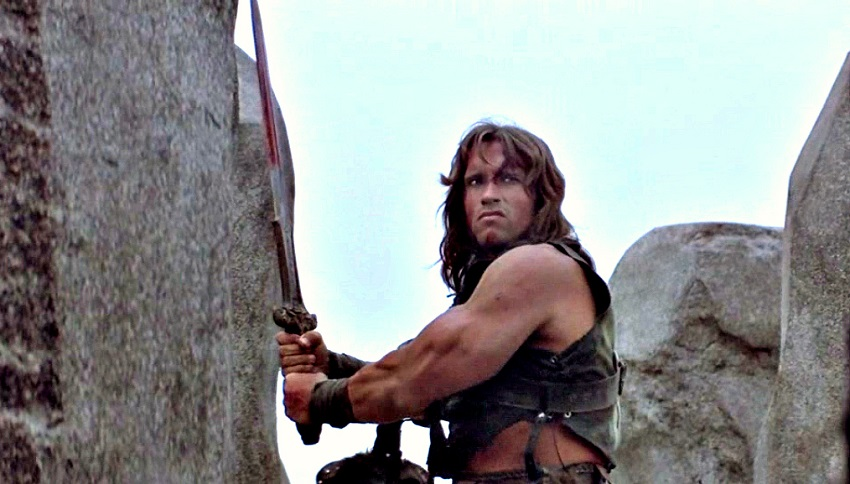 Crom! Conan the Barbarian is getting a Netflix series 3