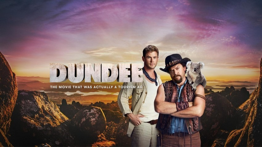 The Super Bowl Trailer For Dundee Finally Admits It S Not A Movie